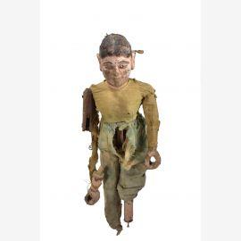 Antike Skulptur Puppe 1900 im Originalzustand