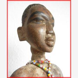 Ewe Ahnenfigur, männlich, Ghana, 100 Jahre