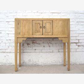 China Wand-Tisch Naturholz