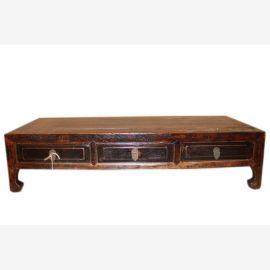China 1890 Lowboard Anrichte Schubladen für Flachbildschirm