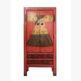 China Kleiderschrank 150 Jahre antik