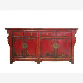China Alter Sideboard 150 Jahre antik