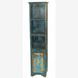 Indien Lagoon Blau Regal Highboard Möbel