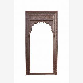 INDIA Mughal Empire style large curved FRAME FRAMEWORK with carving D ED-11-6: Es handelt sich hier um einen Bestellartikel. Das Objekt kann daher in jedem Detail nach Wunsch geändert werden.