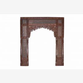 Beidseitig Geschnitzter Rahmen Indien. Der Artikel kann zudem als Bestellartikel nach Maß in jedem Detail nach Wunsch geändert werden.