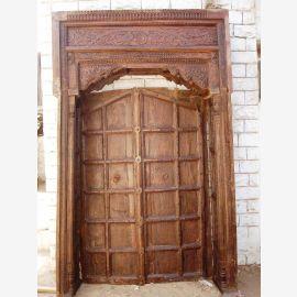 Dieses antike Tor verdient den Namen Portal