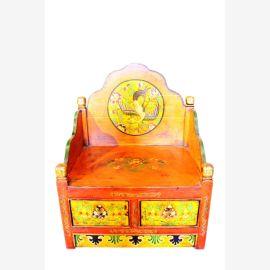 Tibet Altarbank antik mit 2 Schubladen