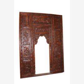 Indischer Rahmen aus recyceltem Holz sehr schwer