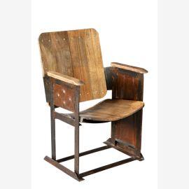Indien Original Kino Stuhl antik Möbel
