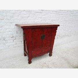rarity CHINA Gansu 1860 traditional cabinet buffet elm como antico I D SD.D.21
