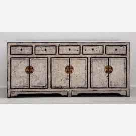 Rustikales chinesisches Sideboard