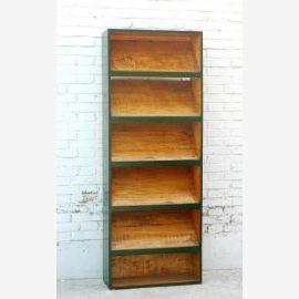 China Bücherbord Schuhschrank Regal Pappel mit 6 Einlegeböden